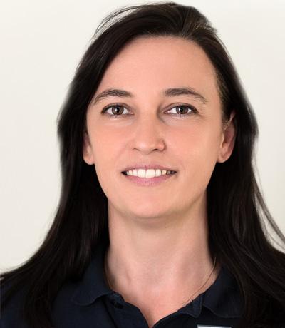 Daniela Maue , Wundassistentin