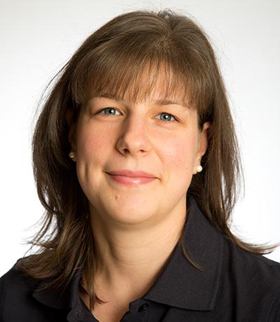 Caroline Blauth, Leitung der Rechnungsabteilung QM Beauftragte