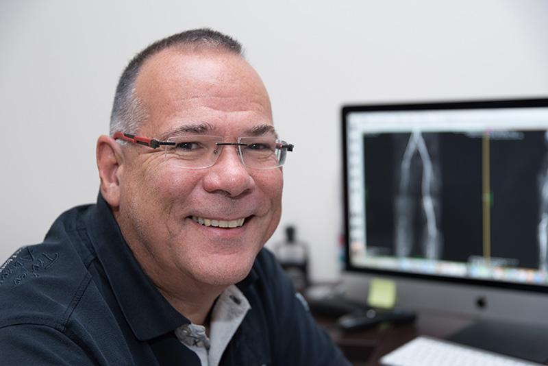 Kai Noll, Radiologe
