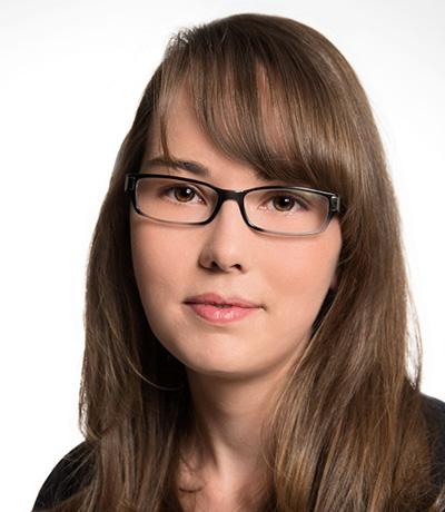 Jessica Schwarz, Azubi