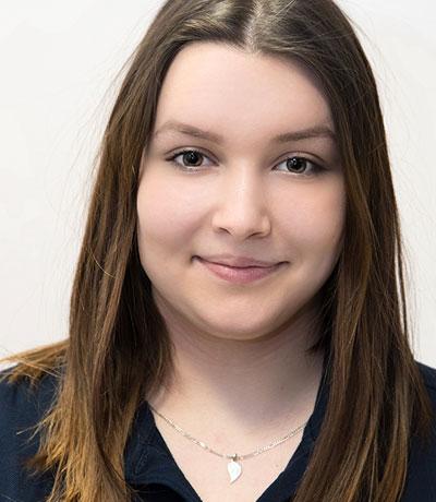 Kathrin Smarsly, Azubi MFA