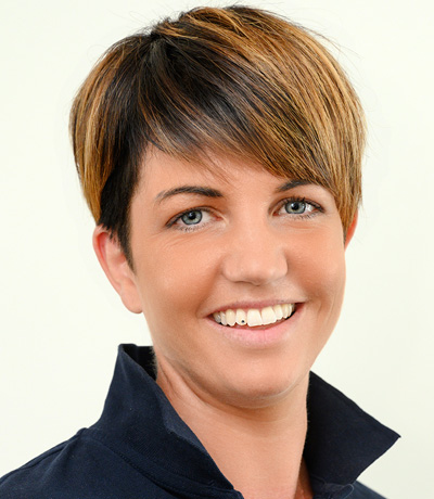 Anika Rutz, Krankenschwester