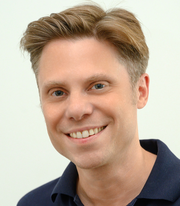 Dr. Jan Forster, Radiologe im MVZ Landstuhl