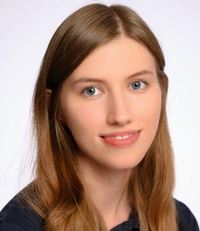 Lea Buchwald, Azubi